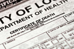 , Notifying Medi-Cal of a Beneficiary's Death Protects Heirs