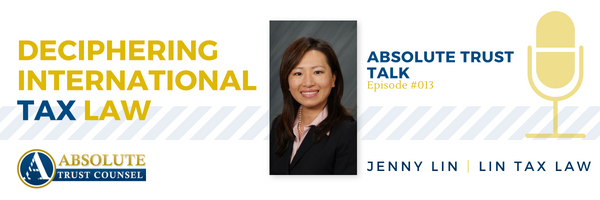 013: Deciphering International Tax Law with Jenny Lin