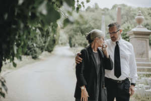 , The Loss of a Spouse Incurs Legal and Financial Responsibilities  (Part I of Two Parts)