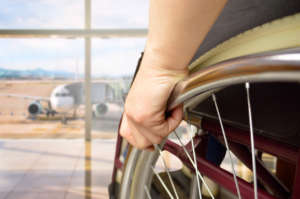 , New Law Addresses Needs of Disabled Plane Passengers
