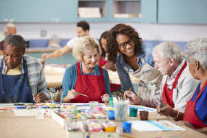 , Senior Community Centers Offer Many Opportunities