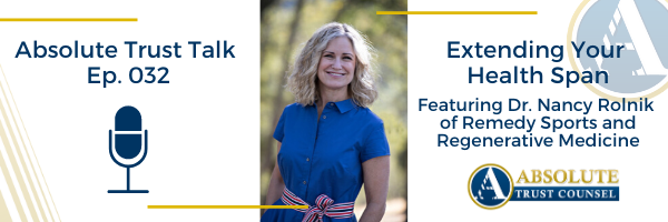 032: Extending Your Health Span with Dr. Nancy Rolnik