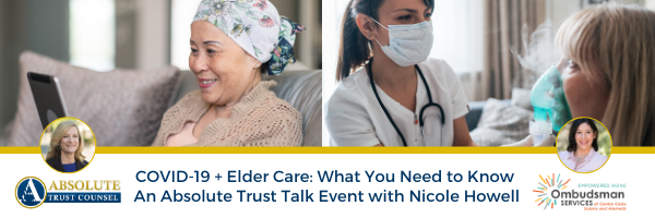 038: COVID-19 + Elder Care: What You Need to Know